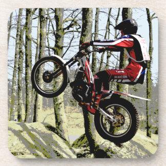 Trials rider coaster