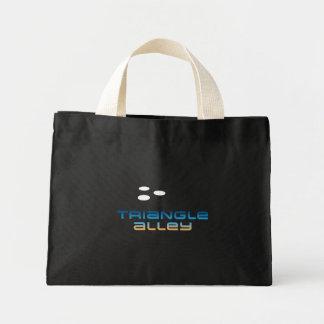 Triangle Alley 1 Mini Tote Bag
