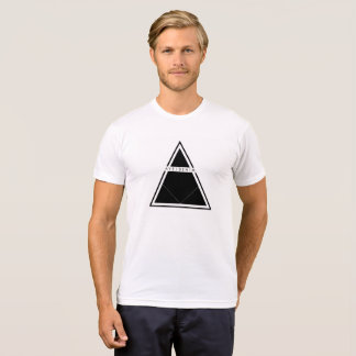 Triangle AYE DENIM T-Shirt