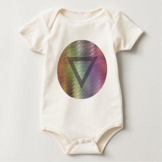Triangle Baby Bodysuit
