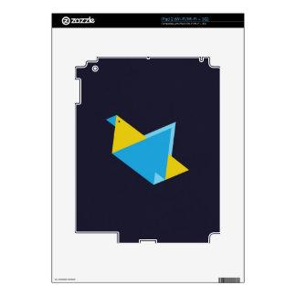 Triangle Bird Decal For The iPad 2