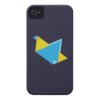 Triangle Bird iPhone 4 Cases