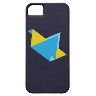 Triangle Bird iPhone 5 Covers