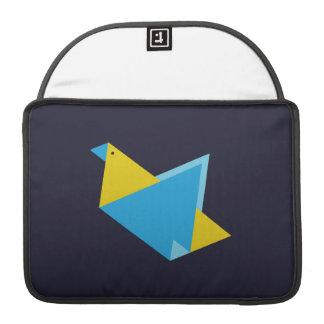 Triangle Bird Sleeves For MacBooks