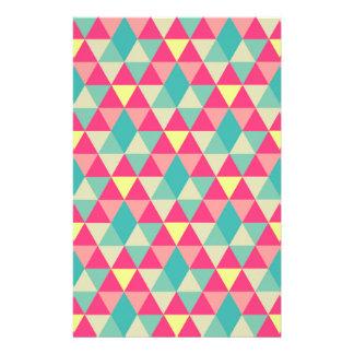 Triangle Bonanza Stationery