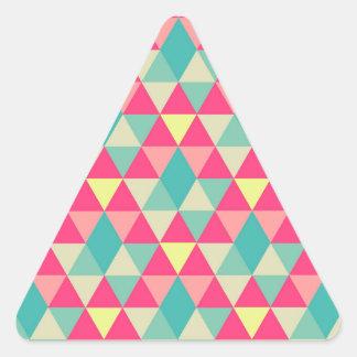 Triangle Bonanza Triangle Sticker