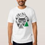 Triangle Car -AE86- Shirts