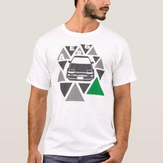 Triangle Car -AE86- T-Shirt