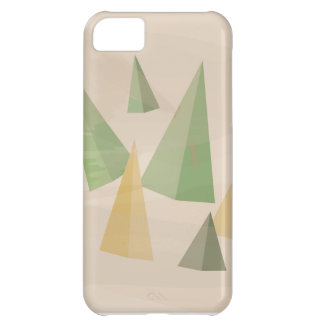 Triangle case iPhone 5C cover