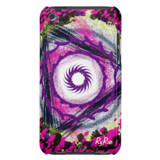 Triangle cirlcle Case Mate iPod Touch Barely There