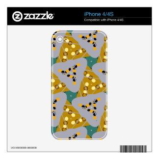 Triangle Design iPhone 4S Skins