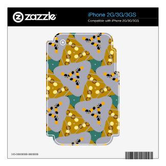 Triangle Design iPhone 2G Skin