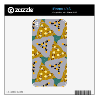 Triangle Design Skins For The iPhone 4S