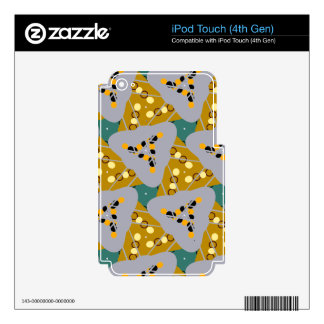 Triangle Design Decals For iPod Touch 4G