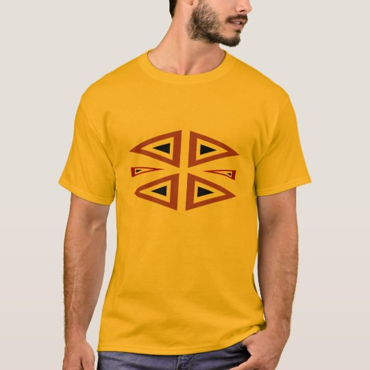 Triangle Design T-Shirt