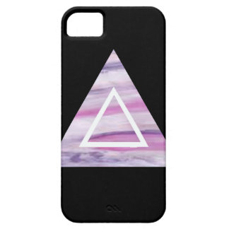 Triangle Hipster iPhone SE/5/5s Case