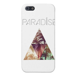 Triangle hipster palms paradise case