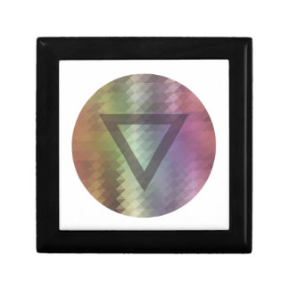 Triangle Jewelry Box