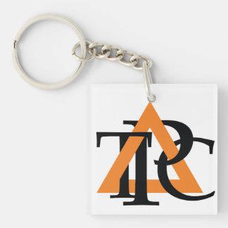 Triangle Keychain