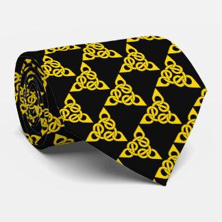 Triangle Knot Celtic Irish Tie