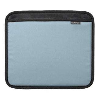 Triangle Lines light blue iPad Sleeves