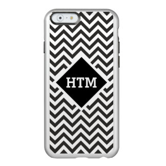 Triangle Monogram Incipio Feather® Shine iPhone 6 Case