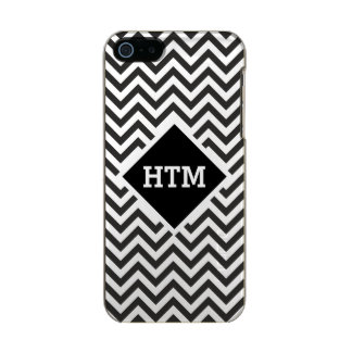 Triangle Monogram Metallic iPhone SE/5/5s Case