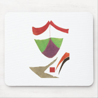 TRIANGLE MOUSE PAD