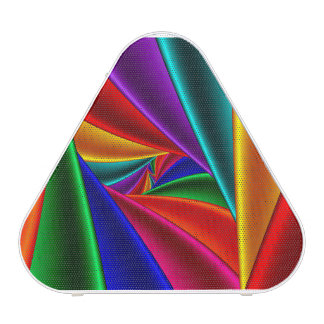 Triangle of Color Bluetooth Speaker