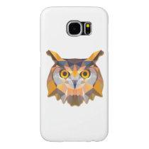 Triangle Owl Samsung Galaxy S6 Case