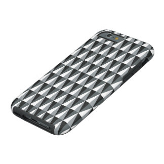 Triangle Pattern iPhone 6/6S Tough Case