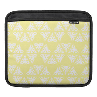 triangle pattern sleeves for iPads