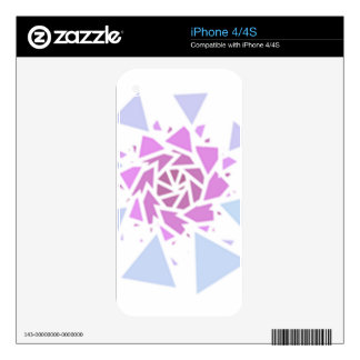 triangle skins for the iPhone 4S