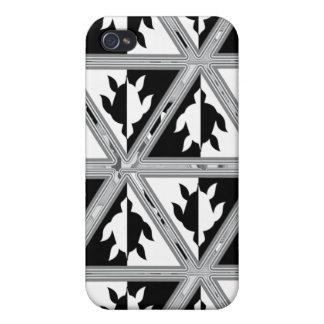 Triangle Turtle iPhone Case