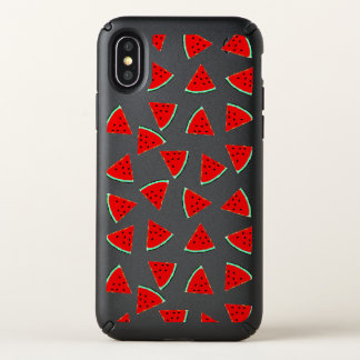 Triangle Watermelon Pattern Speck iPhone X Case