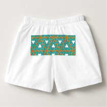 Triangles and other shapes pattern boxers