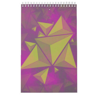 triangles calendar