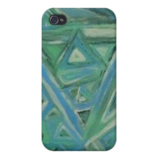 TRIANGLES CASES FOR iPhone 4
