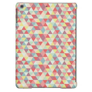 Triangles Cover For iPad Air