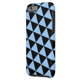 TRIANGLES (GEOMETRIC PATTERN) iPhone 6 Case