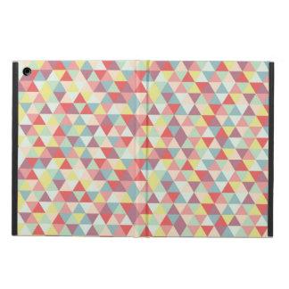 Triangles iPad Air Cover