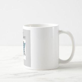 TRIANGLES music joke Coffee Mug