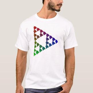Triangles of Hawaii Island T-Shirt