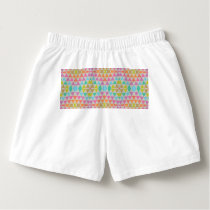 Triangles pattern boxers