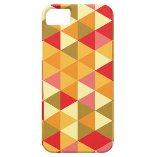 Triangles Pattern iPhone 5 Case