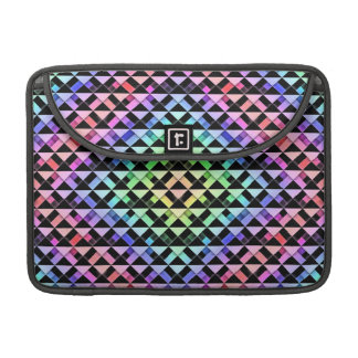 Triangles Rotated Sleeves For MacBook Pro