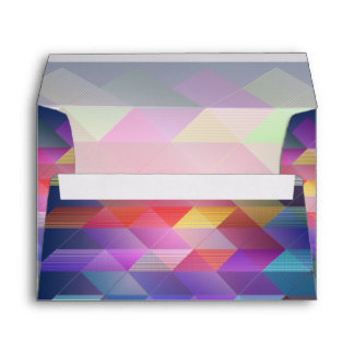 Triangles structure envelopes
