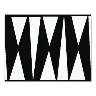 Triangles WB Card