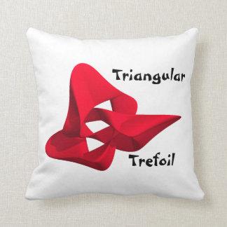 Triangular Cojines