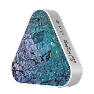 Triangular Crystal Paradise Bluetooth Speaker